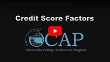 Credit Score Factors video thumbnail
