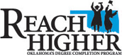 Reach Higher logo